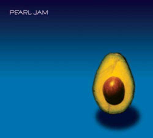 Pearl Jam - Capa do album Pearl jam